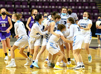 Platte Valley vs. Lutheran (3A girls basketball championship)