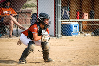EHS Lady Cardinals Vs Mead Softball-0024