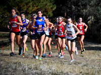 5A Region 3 girls cross country