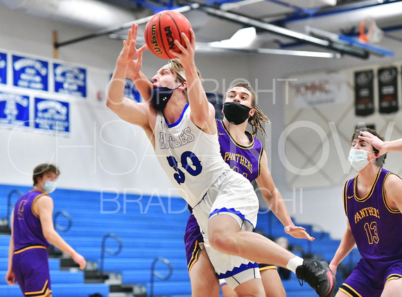 Broomfield Boulder boys basketball