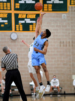 Vista Peak vs. Bear Creek boys basketball