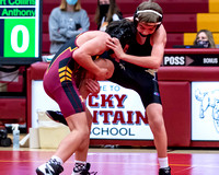 Fairview, Fort Collins, Rocky Mountain, Thompson Valley boys wrestling
